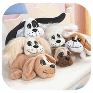 Pound Puppies are back and ready for adoption