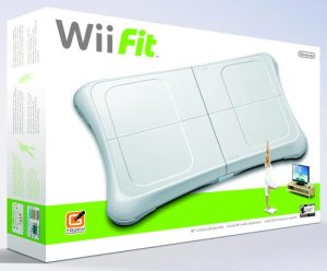 The Wii Fit