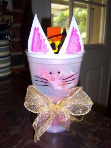 Cat Birthday Party Favor