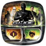 gi joe rise of the cobra birthday party supplies