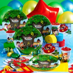 little einsteins party supplies