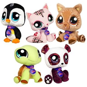 littlest pet shop vips