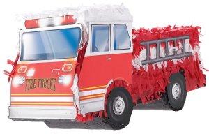 Fire Truck Pinata