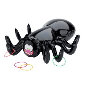 spider ring toss