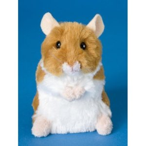 toy hamster