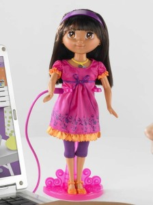Dora Links doll