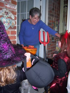 Halloween Trick or Treating