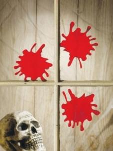 window blood