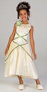 Princess tiana thepartyanimal 39 s musings for Princess tiana wedding dress